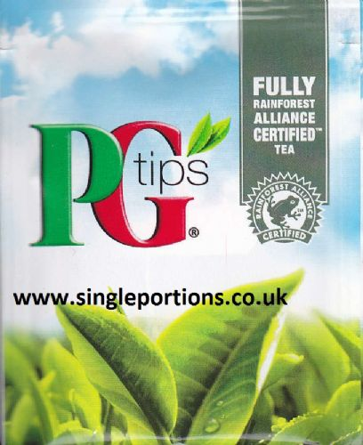 PG tips - tea bags
